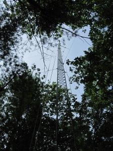 AmeriFlux Tower at UMBS